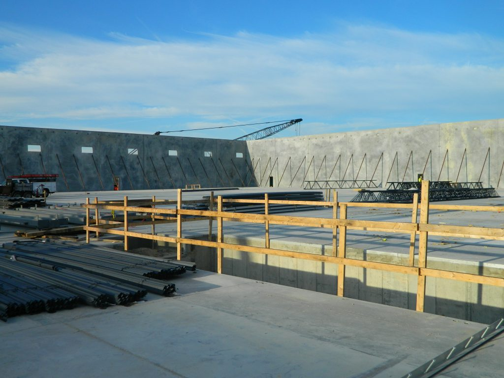 Concrete Construction In Gastonia NC Eldridge Concrete