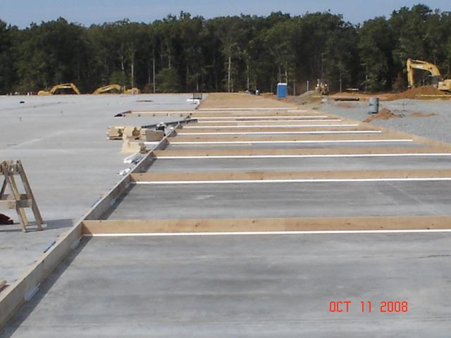 Richmond VA Concrete Construction Eldridge Concrete