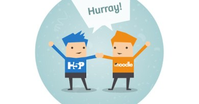 H5P and Moodle