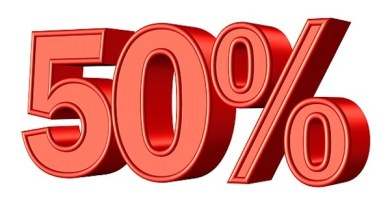 Fit percent discount on Moodle courses