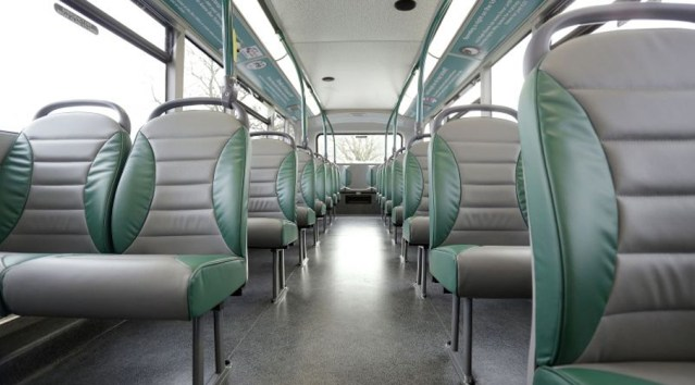 NCT Add 40 New State of the Art Buses