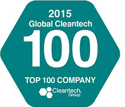 ELeather named in 2015 Global Cleantech 100 list