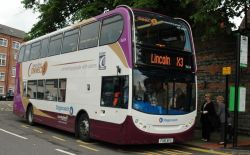 STAGECOACH ADDS GREEN TO GOLD