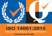 EN1499 - ISO 14001:2015
