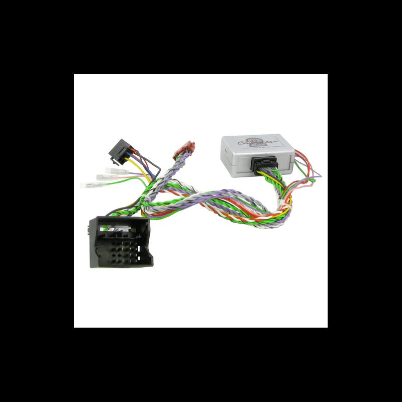 Interface commandes au volant CAN BUS + accès ordinateur