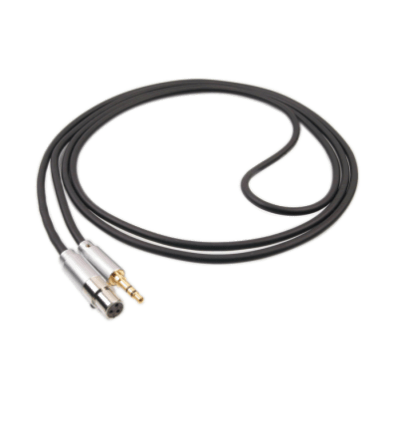 1877PHONO HEMI Graphite Headphone Cable Jack 3.5mm / Mini