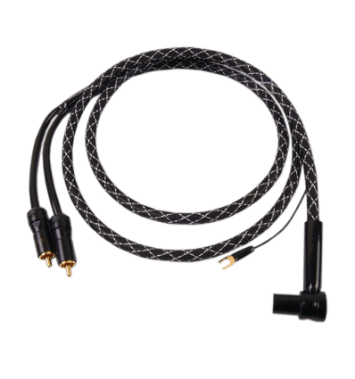 1877PHONO THE SPIRIT Carbon OFHC Copper Tonearm Cable DIN