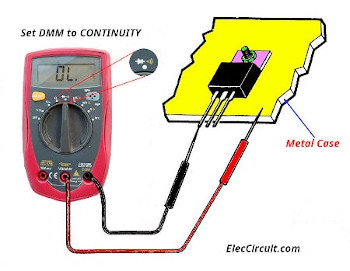 Heat Sink Wiring Diagram Simple Inverter Circuit Diagram Projects Eleccircuit Com