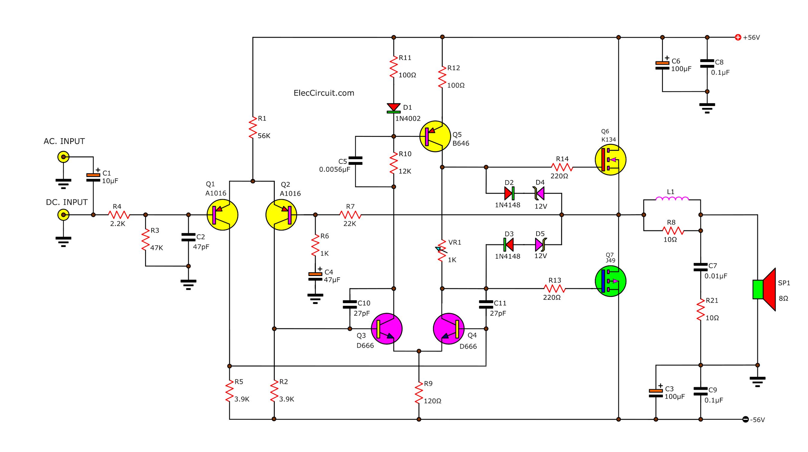 power fet lamp flasher