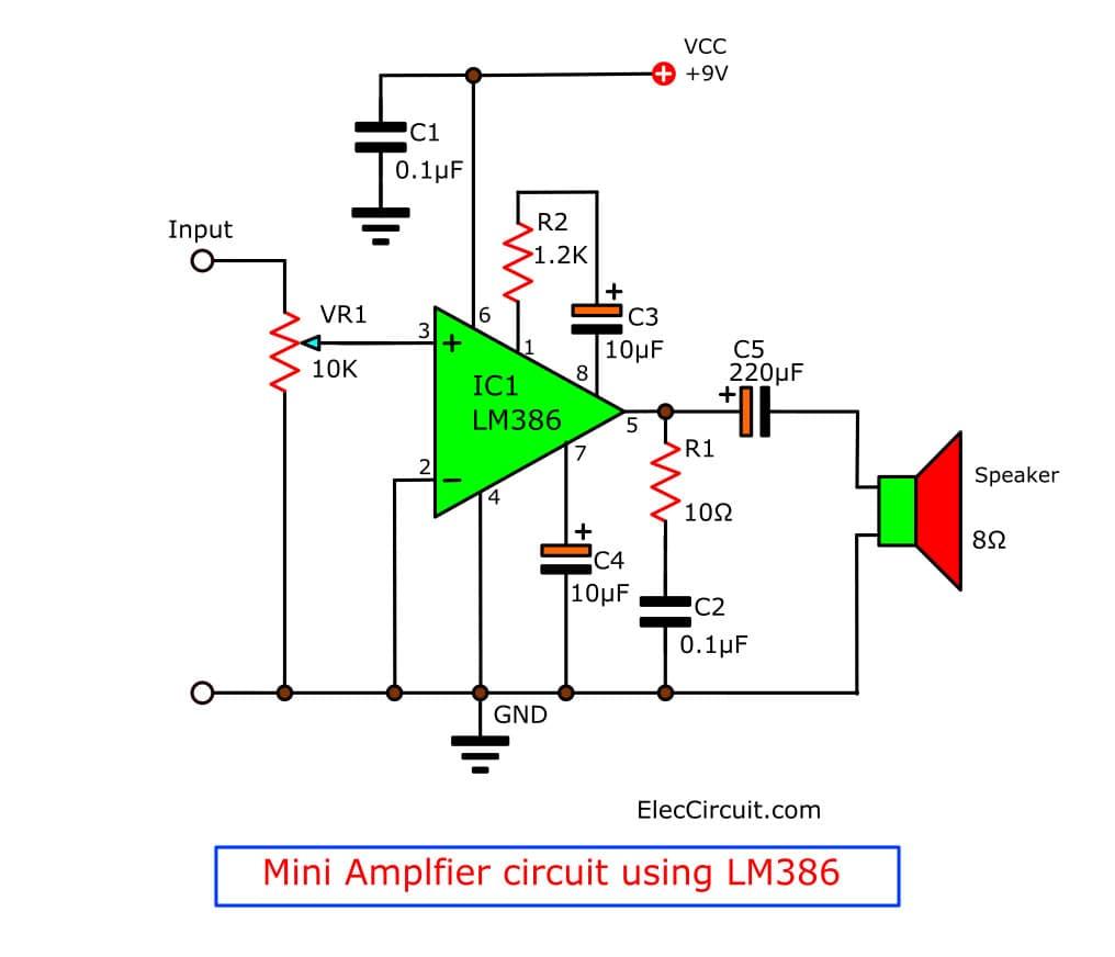 hight resolution of circuit diagram 10w mini audio amplifier wiring diagram mega circuit diagram 10w mini audio amplifier wiring