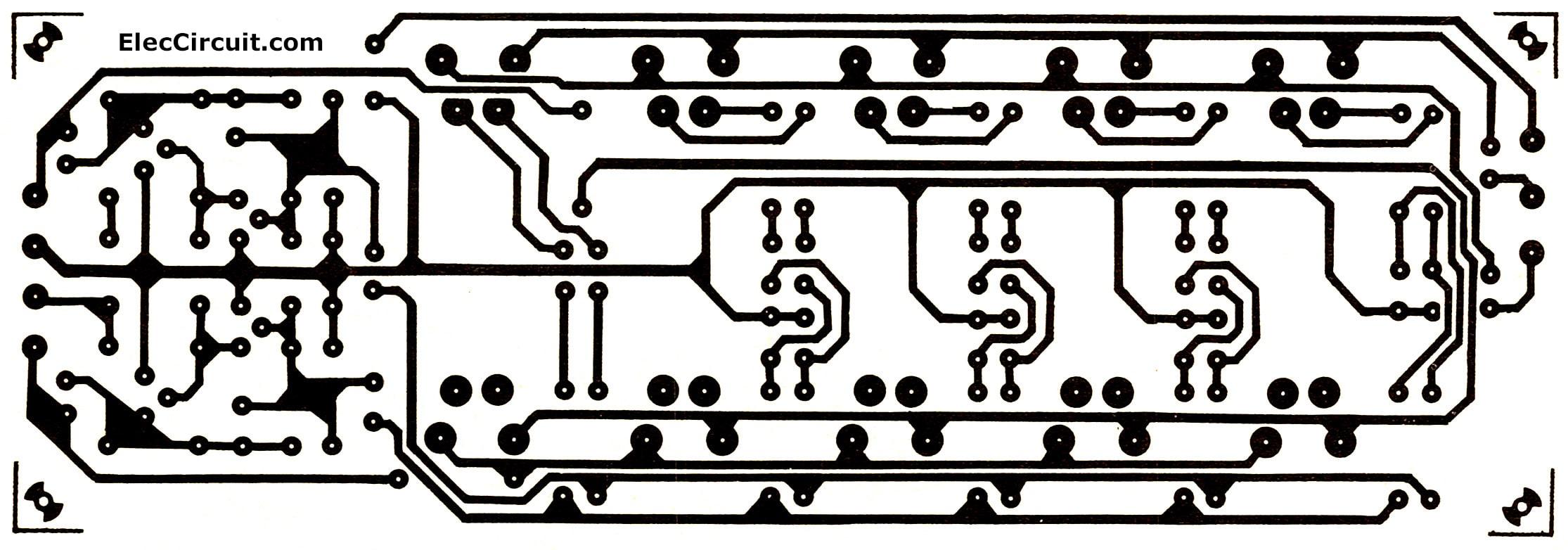 pre amplifier with transistors bc548