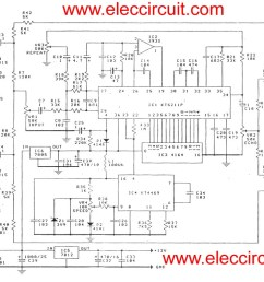 microphone echo circuit diagram super stereo digital echo circuit microphone echo circuit diagram [ 1144 x 784 Pixel ]