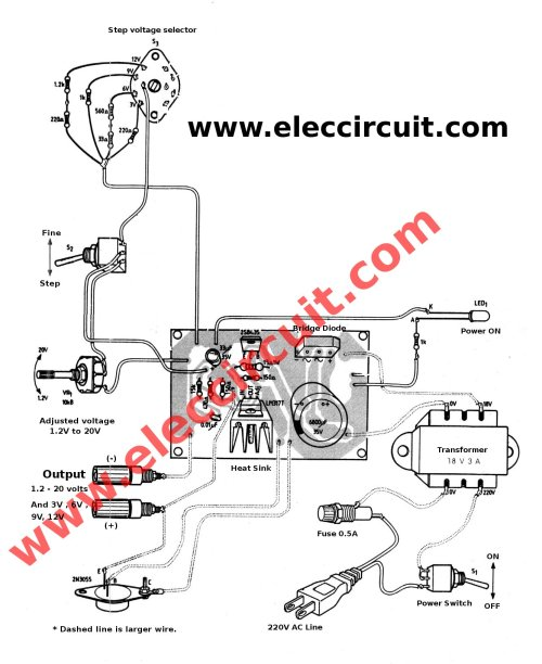 small resolution of rotary power supply wiring diagram
