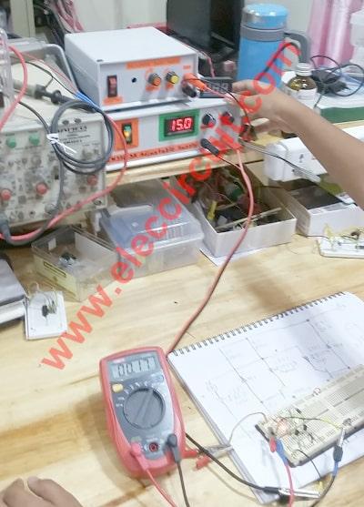 Simple Led Power Indicator Light Circuit Diyaudio