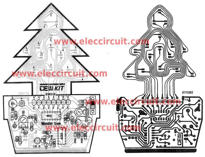 medium resolution of keep reading led chaser circuit