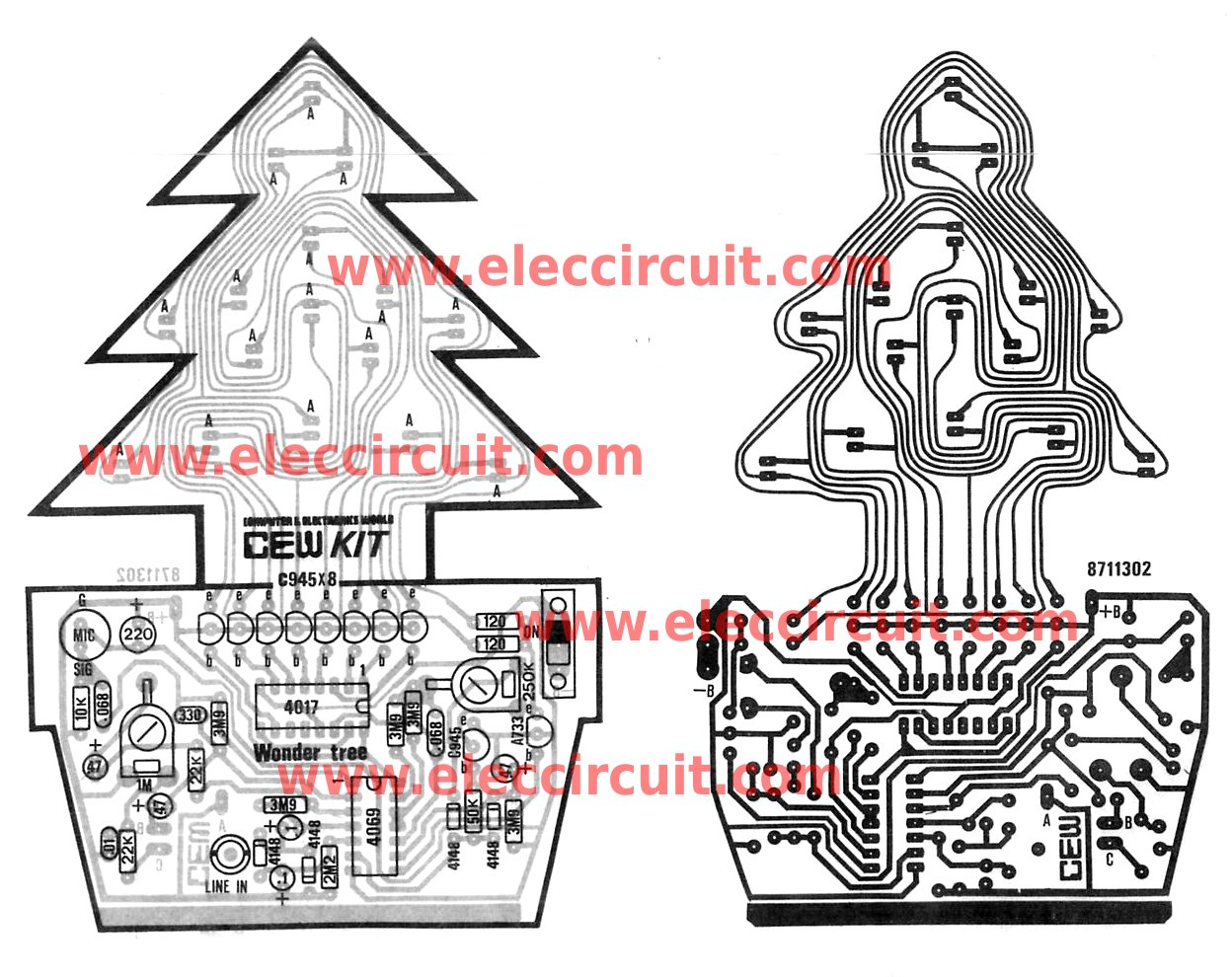 hight resolution of keep reading led chaser circuit
