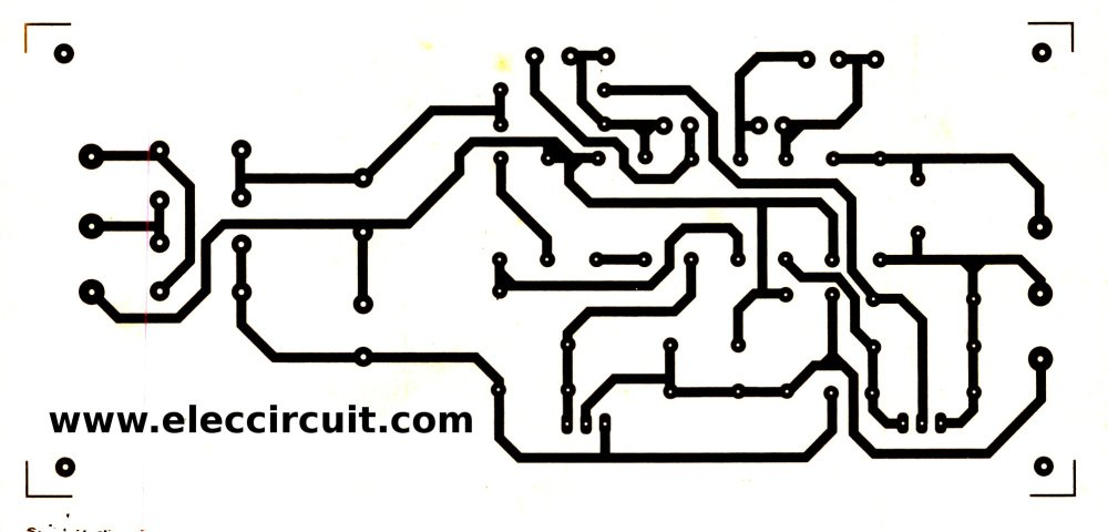 medium resolution of pcb layout of 0 60 volt dc variable
