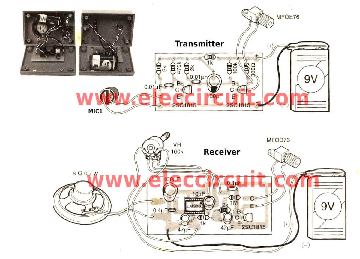 hight resolution of home intercom diagram