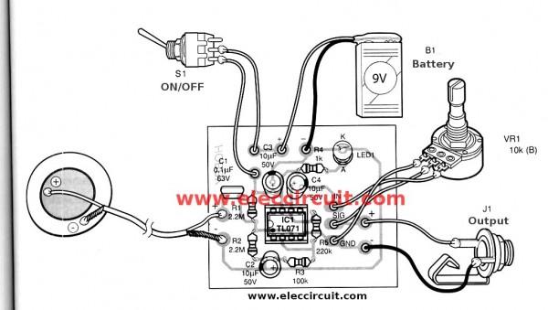 guitar amp circuit