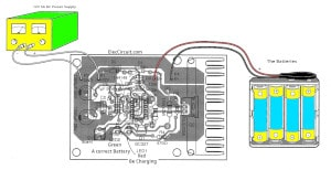 small resolution of automatic nimh battery charger circuit cutoff when full eleecircuit com