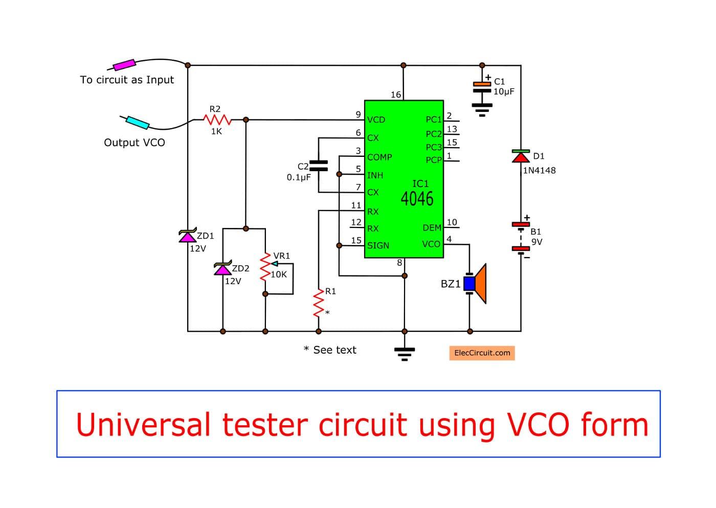 Voltage Divider Potentiometer Wiring Diagram, Voltage, Get