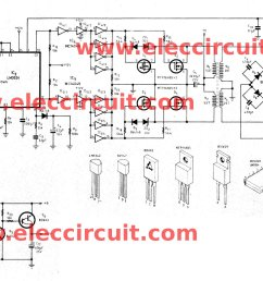 circuit of dc to dc converter 12v to  [ 1760 x 1052 Pixel ]