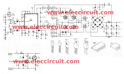 small resolution of circuit of dc to dc converter 12v to