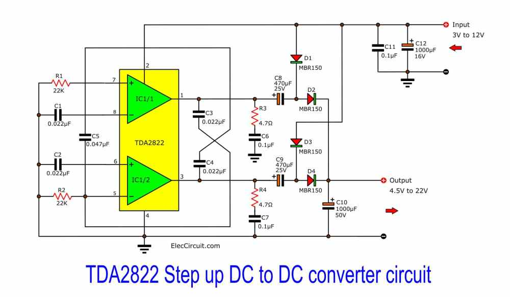 medium resolution of simple dc to dc boost up circuit 2 simple step up dc to dc verter