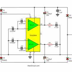 12vdc To 12vac Converter Circuit Diagram Chinese Atv Wiring 90cc Dc Step Up Using Tda2004 Or Tda2005