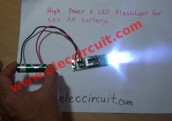 Flash An Led From Acmains Power Figure 1