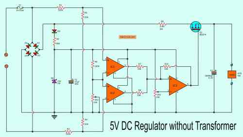 small resolution of the controller circuit causes the mosfet works briefly only in before and after of ac line cut at zero volts