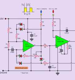 voltage to frequency converter circuit using ca3130 temperature to frequency converter circuit diagram frequency converter circuit diagram [ 1000 x 923 Pixel ]