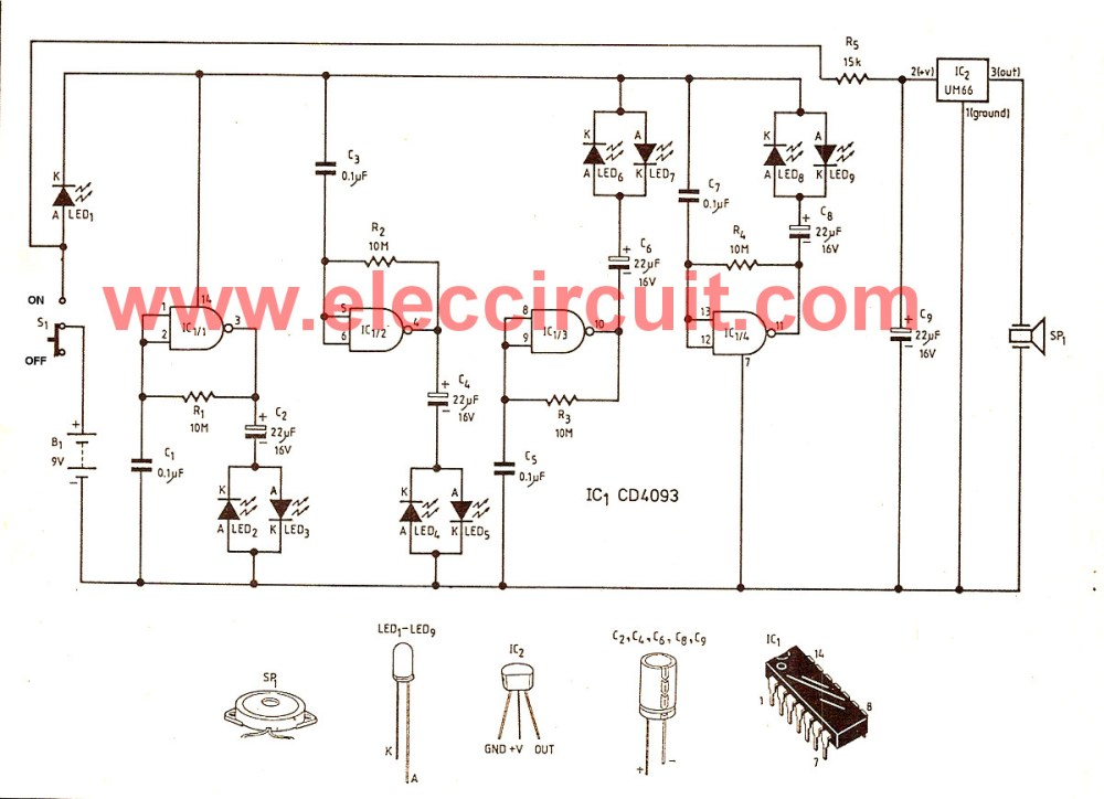 medium resolution of christmas lights wiring diagram 12v schematic diagramchristmas lights display circuit diagram wiring diagram on a 12v