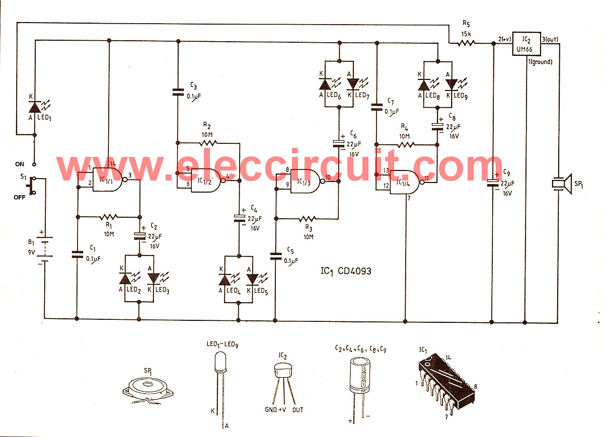 hight resolution of christmas lights wiring diagram 12v schematic diagramchristmas lights display circuit diagram wiring diagram on a 12v