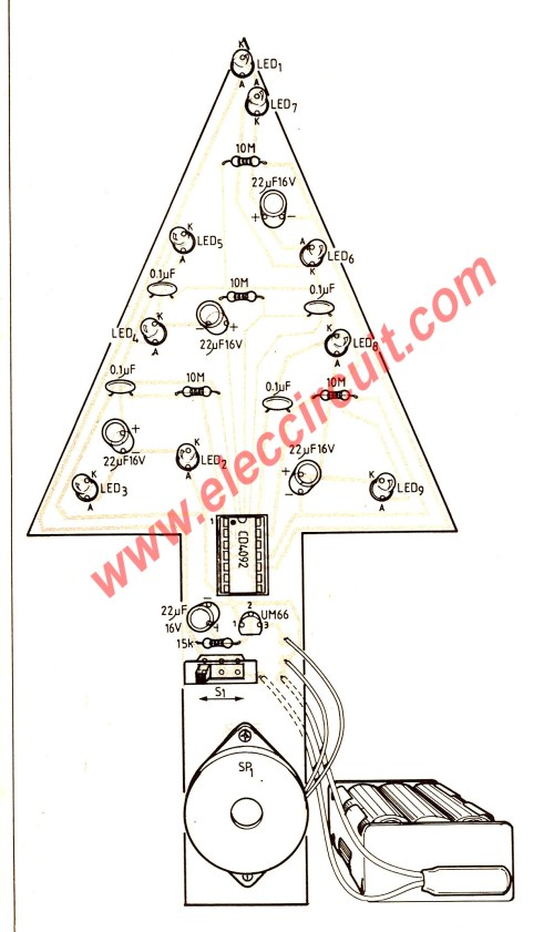 small resolution of christmas tree led wiring schematic data wiring diagram christmas led circuit diagram wiring diagram centre christmas