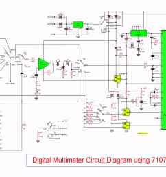 led wiring diagram of voltmeter wiring library overhead console wiring diagram figure 7 the full circuit [ 2000 x 1274 Pixel ]