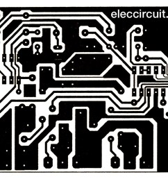mosfet inverter circuit board pcb layout of 200 watts inverter mosfet inverter circuit board [ 1092 x 747 Pixel ]