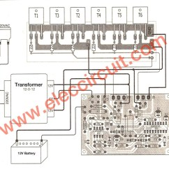 1000 Watt Inverter Circuit Diagram Basic Plant Cell With Labels Wiring Machine Mosfet Board Fullponents Layout