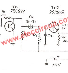 figure 1 fm transmitter schematic transistor wiring diagram today 1 5v fm transmitter circuit 88 [ 1218 x 646 Pixel ]