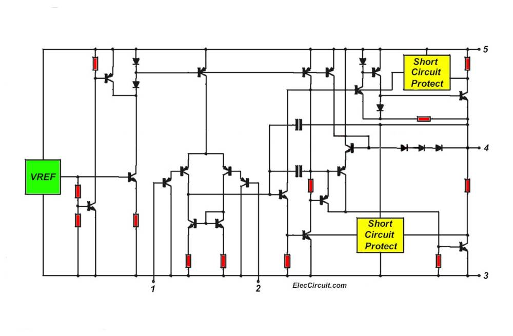 medium resolution of tda2050 amplifier circuit diagram