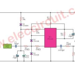 Spot Light Switch Diagram 2000 Pontiac Grand Prix Starter Wiring Dimmer Touch System Circuit | Eleccircuit.com