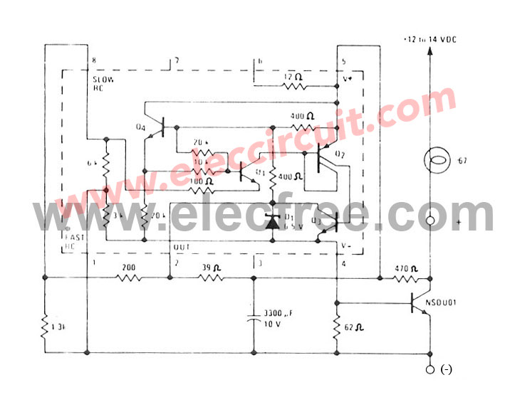 12 Volt Battery Charger Circuit Diagram Pdf Wiring
