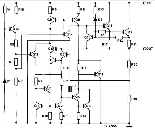 medium resolution of 7805 schematic diagram inside