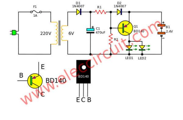 House Lighting Wiring Diagram Australia Mini Emergency Light Circuits Eleccircuit Com