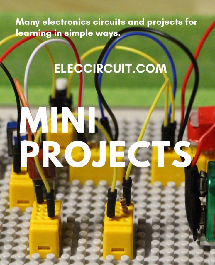 Mini Project Circuit