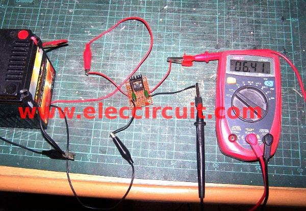 To 12v Dc Converter Circuit Diagram Using Lt358212