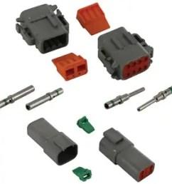 deutsch connectors  [ 2000 x 2000 Pixel ]