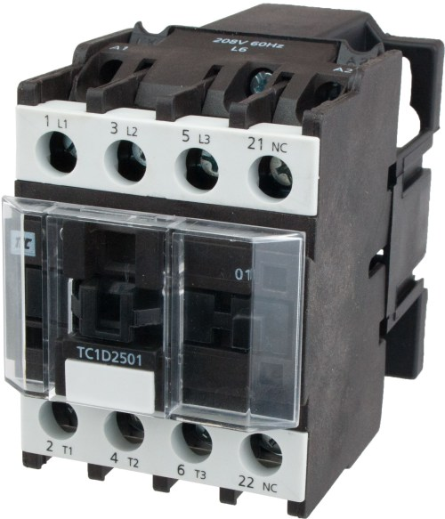 small resolution of 3 pole contactor 25 amp 440 volt ac coil tc1d2501r7