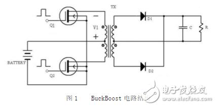 flyback電路原理 - 電源設計應用 - 電子發燒友網