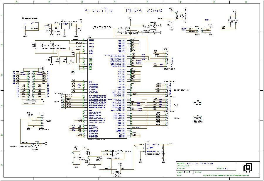 Arduino Mega Pcb Designspark Pcb Amp Designspark